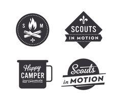 hipster logo Toutes les tailles | Scout logos | Flickr: partage de photos!
