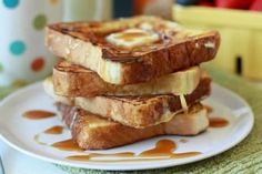 Classic Cinnalicious French Toast | Weight Watchers Recipes