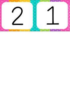 BARAJA DE LOTERÍA DEL 1 AL 20 1 Y 2, Head Start, Numbers, Preschool, Classroom, Clip Art, Letters, Activities, Education