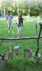 DIY Backyard Lawn Games