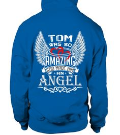 # TOM WAS SO AMAZING .  TOM WAS SO AMAZING  A GIFT FOR A SPECIAL PERSON  It's a unique tshirt, with a special name!   HOW TO ORDER:  1. Select the style and color you want:  2. Click Reserve it now  3. Select size and quantity  4. Enter shipping and billing information  5. Done! Simple as that!  TIPS: Buy 2 or more to save shipping cost!   This is printable if you purchase only one piece. so dont worry, you will get yours.   Guaranteed safe and secure checkout via:  Paypal | VISA…