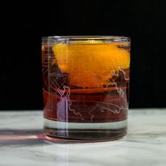 The Americano is a low alcohol cocktail that combines sweet vermouth with Campari, an Italian orange aperitif.