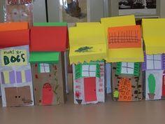 Craft House Preschool Hledat Googlem Community Helpers Paper