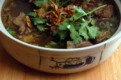 Oxtail Soup Recipe - NYT Cooking