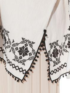 和柄刺繍ブラウス(ブラウス) Balcony and Bed(バルコニーアンドベッド) ファッション通販 ウサギオンライン公式通販サイト