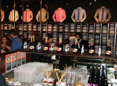 The Shirt Bar, Sydney CBD