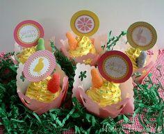 Homemade Easter Desserts