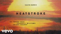 Calvin Harris - Heatstroke (preview) ft. Young Thug, Pharrell Williams, ...
