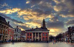 Mit dem Fahrrad durch Groningen | Streunr