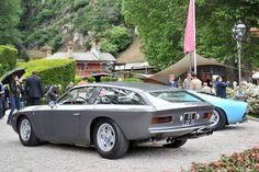 1966 Lamborghini 400 GT Shooting Brake by Touring