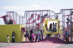 Parque para multiplas idades - Carve Arquitetura - Valor Online