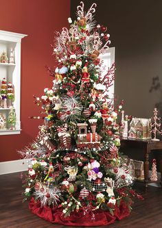 2013 Chocolate Moose Tree #1