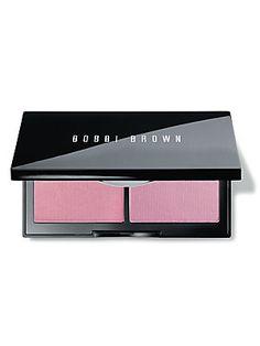 Bobbi Brown Blush Duo - Sand Pink Blush Pale Pink Blush