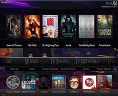 Our Picks For The Top Best Kodi Builds 2017 Krypton and Jarvis   WirelesSHack