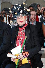 truly original > Anna Piaggi, Italian Fashion Editor, Dies at 81 - NYTimes.com