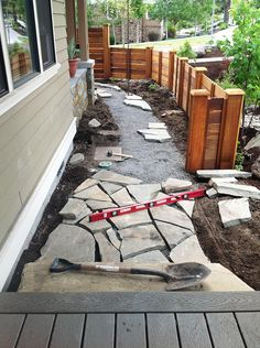 Fence -  Sticks and Stones Landscaping - Portland