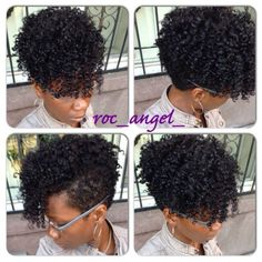 First-Rate Indian Hairstyles Ideas Natural Hair Mohawk, Tapered Natural Hair, Au Natural, Natural Beauty, Organic Beauty, Curly Hair Styles, Natural Hair Styles, Pixie Styles, Short Styles