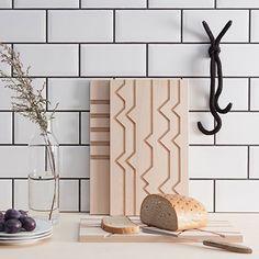 Berge Breadboard by Fidea Design