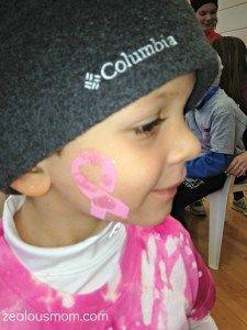 Power of Pink #breastcancerawareness