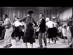 1950s, ROCK AND ROLL - the era, music and dancing