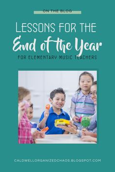 End of the year lessons for elementary music classes created by a music teacher. These lessons will keep students engaged in their music lessons even when the sun is out and the birds are chirping in the spring. Middle School Classroom, Classroom Setup, Music Classroom, Behavior Management, Classroom Management, Teaching Music, Teaching Resources, Embrace The Chaos, Class Dojo