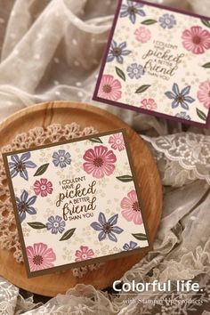 Beautiful Bouquet Bundle by Stampin' Up!