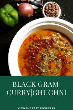 Black Gram curry is a spicy semi dried curry mostly prepared during rainy season or used as a replacement of green veggies pure vegan and glutten free.