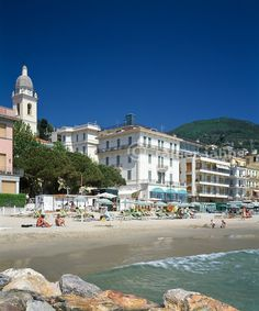 Alassio, Italy - recommended by a friend, another to add to the 'Italy' to do list!
