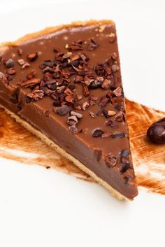 This sea-salted caramel tart recipe makes a decadently rich end to any meal, with the inclusion of rich Javanese milk chocolate.
