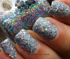 KB Shimmer Hexy Bikini Swatch and Review I Tales of Coffee, Lacquer and Beauty