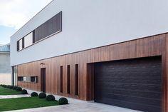 Casa Pipera Igloo Designist 5 O casă din Pipera, cu linii minimaliste