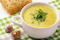 Cuketová polévka | Pro ŽENY a HUBNUTÍ | od fitness Danči | Česko