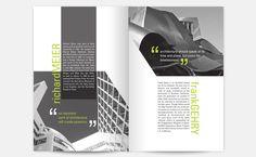 brochure architecture