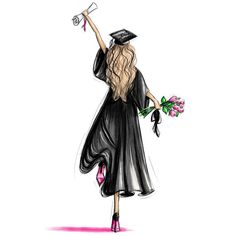 Masters Graduation Pictures Discover Scroll and Roses - Customizable Graduation Gift Fashion Illustration Art Print Graduation Pictures, Graduation Gifts, Graduation Ideas, Graduation Stickers, Graduation Quotes, Art And Illustration, Animal Illustrations, Illustrations Posters, Graduation Drawing