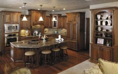 Kitchens by Design designed this great kitchen idea