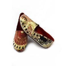 African Sneakers