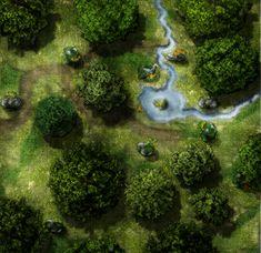 Gardmore Encounter 10: The Whispering Grove.