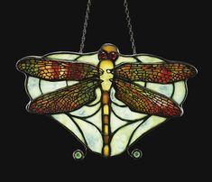 "Tiffany Studios ""DRAGONFLY"" LAMP SCREEN Estimate  6,000 — 8,000  USD. LOT SOLD. 23,750 USD, Sotheby's"