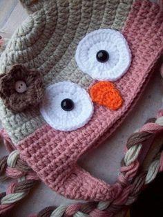 Gorro super macio e feito com lã de qualidade. Valor para tamamanho até 18 meses R$ 52,00