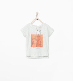 Image 1 of ANIMALS T-SHIRT from Zara 2-3y