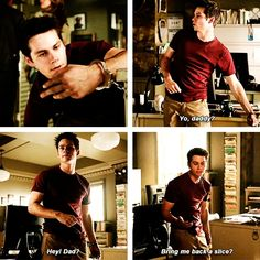 tumblr. | Teen Wolf 4x12 #TeenWolf