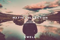 The Matte Collection Lightroom by Swell Studio on Creative Market
