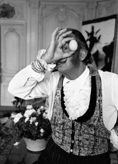 """At the age of six I wanted to be a cook. At seven I wanted to be Napoleon. And my ambition has been growing steadily ever since."" ― Salvador Dalí"