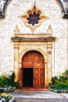 Carmel Mission - Carmel, California