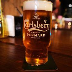 Carlsberg Pilsner #beerblog #beerlovers #beerstagram #beer #carlsbergbeer