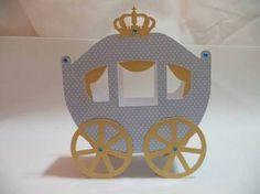 Resultado de imagen para molde carruagem princesa sofia