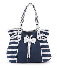478deec552 The perfect beach bag! Nautical Fashion