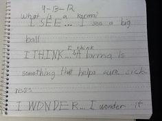 Wonder Journals | Wonderopolis
