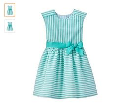 Carter's Special Occasion Striped Dress Size 24 months $34.00 + $4.49 shipping