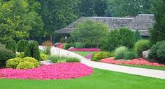 Image result for colourful gardens